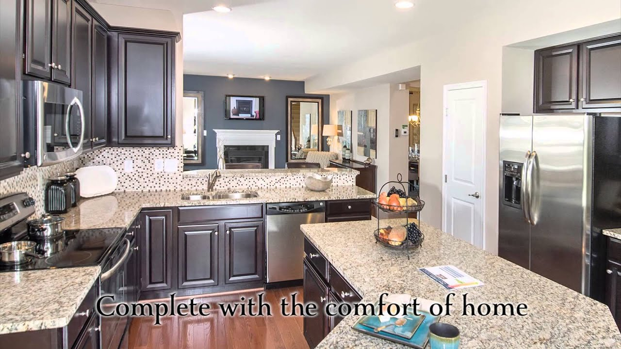 Ryan HomesNew Homes At Magness Mill In Bel Air Maryland YouTube - Kitchen remodeling bel air md