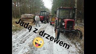 #21 Leśny Vlog 2019 , Palimy Zetora , 2x Ursus & Zetor