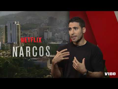 Miguel Angel Silvestre On Playing 'Narcos' Villain Who Changes The Game