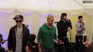 The Wanted - Walks Like Rihanna - Live Session
