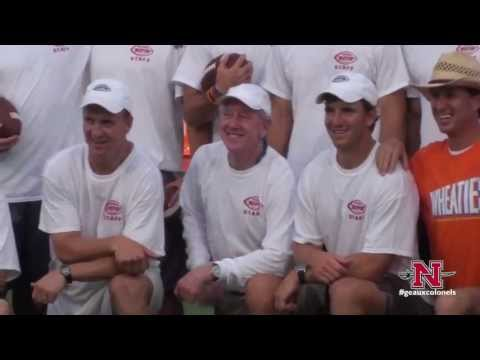 Manning Passing Academy Air-It-Out