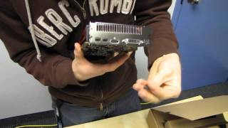 Powercolor Radeon HD 7970 3GB Video Card Unboxing & First Look Linus Tech Tips