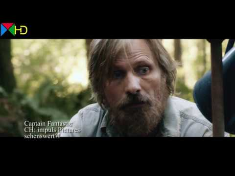 CAPTAIN FANTASTIC | Filmkritik Review Trailer Deutsch German | sehenswert [HD]