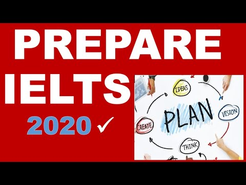 Preparing For IELTS At Home 2020