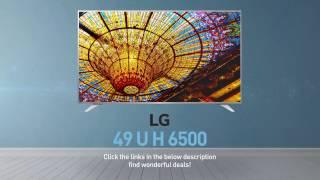 LG 49UH6500 4K UHD HDR Smart LED TV // Full Specs Review  #LGTV