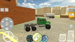 Truck Simulator USA: Offroad Driving - Android Gameplay FHD