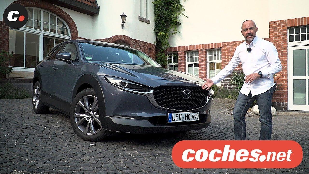Mazda CX-30 2019 | Primera prueba / Test / Review en español | coches.net