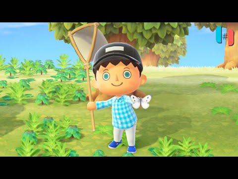 Animal Crossing: New Horizons Ingame / Gameplay (Ryujinx custom build) Part 2