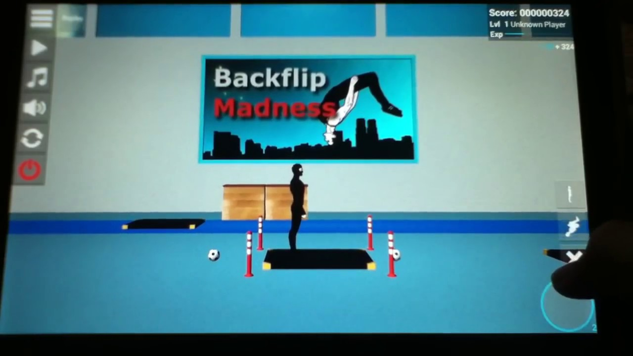 Backflip madness 1. 1. 5 (paid). Apk (com. Gamesoulstudio.