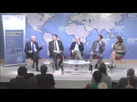FOREIGN AFFAIRS ON THE ROAD - The Role of Experts in the Age of Populism