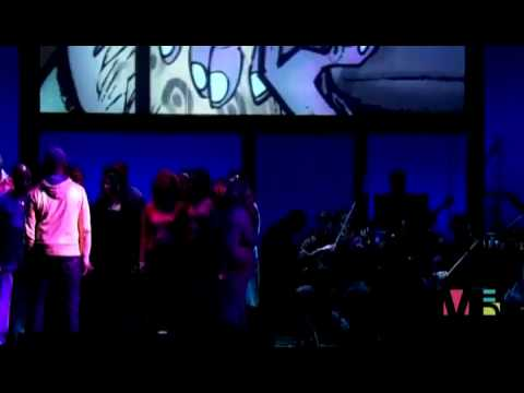 don't get lost in heaven / Demon Days ( Live in Harlem)