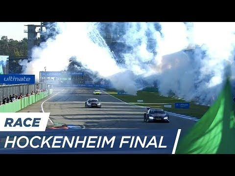 """We are the champions!"" Rast becomes DTM Champion 2017 - DTM Hockenheim Final 2017"