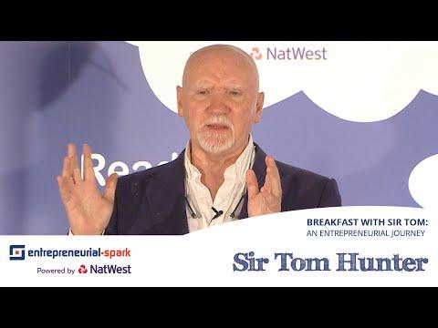 Breakfast with Sir Tom: Sir Tom Hunter