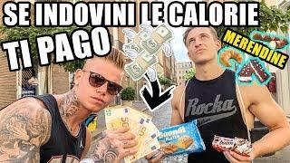 Se indovini le calorie ti pago | MERENDINE