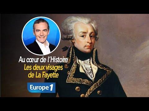 Au cœur de l'histoire: Les deux visages de La Fayette (Franck Ferrand)
