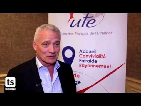 Interview de M. Luc d'Alessandro  Managing Director D'ALESSANDRO