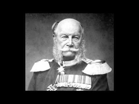 18th January 1871: Wilhelm I declared German Emperor