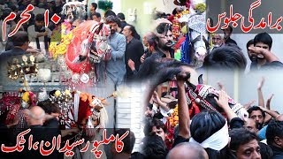 Video Baramdagi Jaloos 10 Muharram 2017 | Kamalpur Sayedan, Attock Cantt | Azadari Attock download MP3, 3GP, MP4, WEBM, AVI, FLV Desember 2017