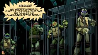 Teenage Mutant Ninja Turtles 2012 Comic #2