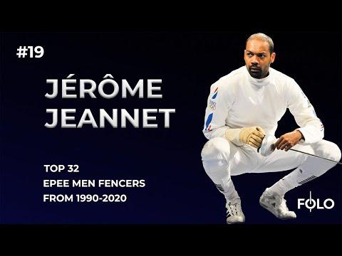 №19 Jerome Jeannet
