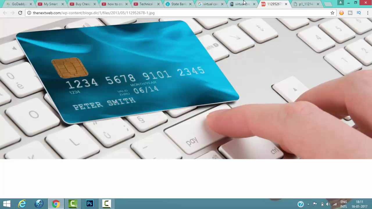 how to get virtual credit card