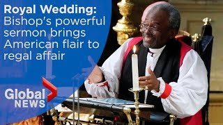 Royal Wedding: Bishop Michael Curry delivers impassioned sermon