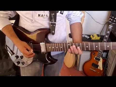 Fobia Hoy tengo miedo Guitar Cover