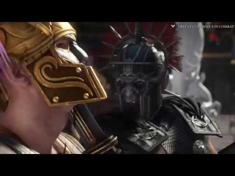 Ryse: Son of Rome  fight Scene