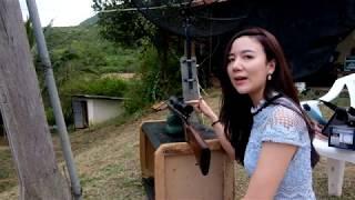ยิงระยะ200เมตร ด้วยปืน.22LR