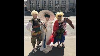 Japanese Cosplay Fest in Moscow Фестиваль Японской культуры ТОГУЧИ в Москве  2019