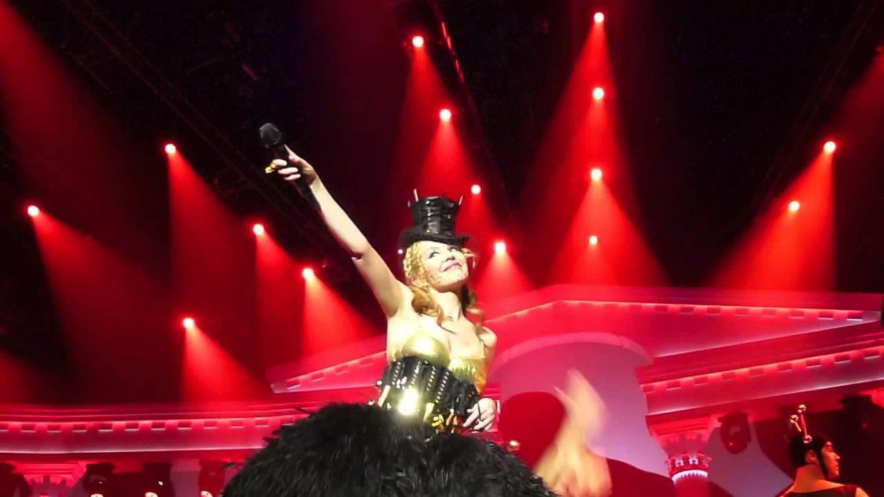 Download Kylie - Get Outta My Way - Sydney 2011