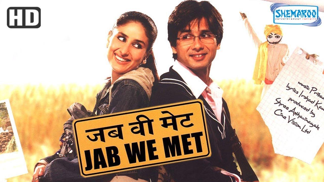 Jab We Met (HD) {2007} - Hindi Full Movie in 15mins ...
