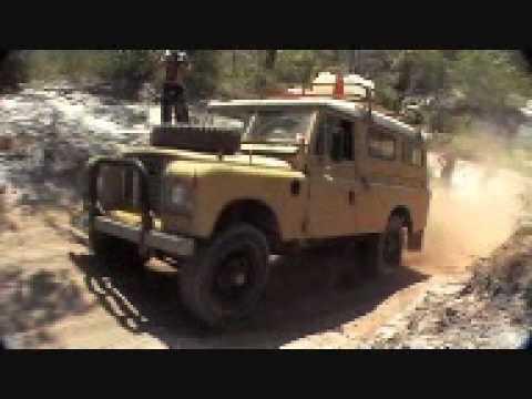 Land Rover Series 3 Defender 110 Cape York - YouTube