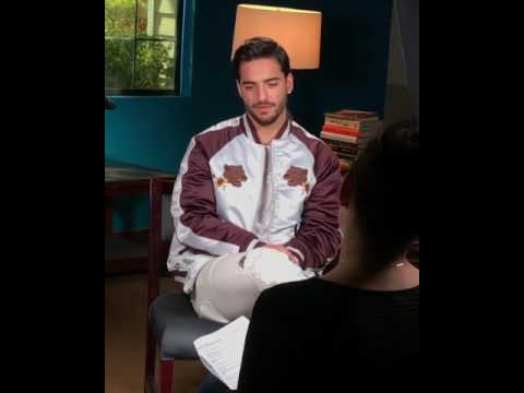 MalumA 👌 CBS Studio Center #LosAngeles Speak English 📹