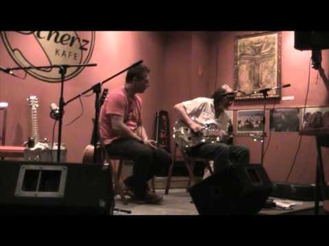 Acoustic Blues Night in Kafe Scherz (Bratislava)