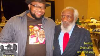 """The Evolution Of A Revolution: Baba Dick Gregory LIVE!!!""~10/26/2014"