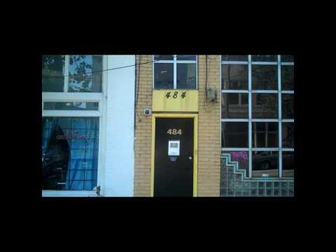 Studio 484 walking tour