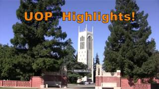 University Of The Pacific: Volleyball 10-13-18