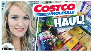 COSTCO HAUL + SHOP with ME || $380 Family of 6 || Food & Clothes