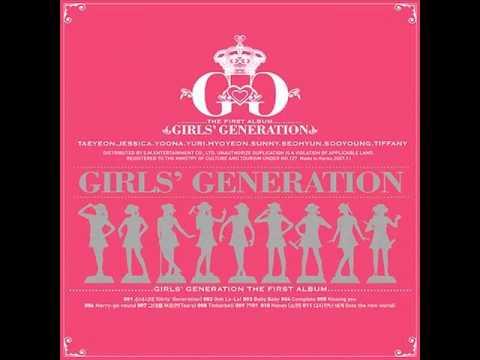 [Audio] 소녀시대 (Girls' Generation) - Kissing You