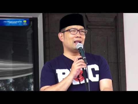 160424 Wali Kota Bandung Menghadiri Ulang Tahun Bandung Karate Club