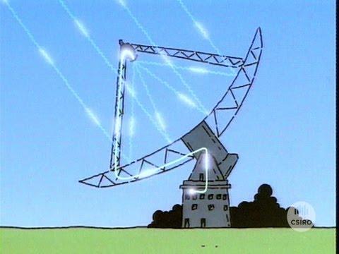 A tour of the Parkes radio telescope (1990)