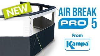 Kampa | AIR Break Pro 5 | Overview