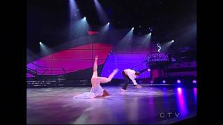 SYTYCD 2011 Canada - Jordon & Francois - Let Go by Frou Frou