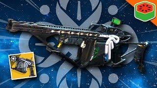 ARBALEST - Exotic Linear Fusion Rifle | Destiny 2 Joker's Wild