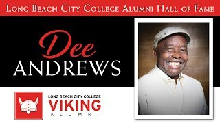 Dee Andrews - 2018  Hall of Fame Inductee - LBCC
