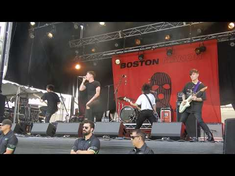 Boston Manor - Bad Machine (Live Good Things Fest, Melbourne 2018) Mp3