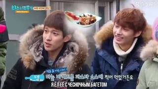 By ROSAS RUS SUB One Fine Day 13 Castaway Boys Ep 4