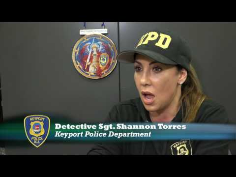 Behind the Badge: Detective Sgt. Shannon Torres