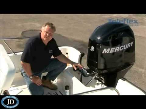 Teleflex Marine: Discussing Baystar Hydraulic Steering Upgrade